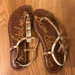 Size 7 Sam Edelman sandals